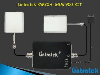 "Комплект <span style=""font-weight: bold;"">Lintrаtеk  KW20A-GSM 2G 900Mhz</span>"