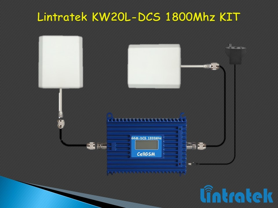 Комплект Lintratek KW20L-DCS KIT